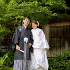20代のお客様の結婚写真