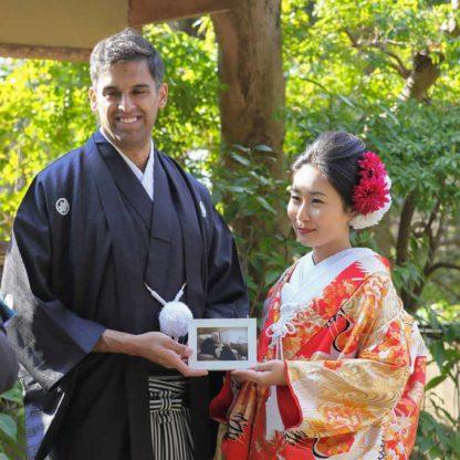 オーストラリアと日本人の国際結婚のカップル様