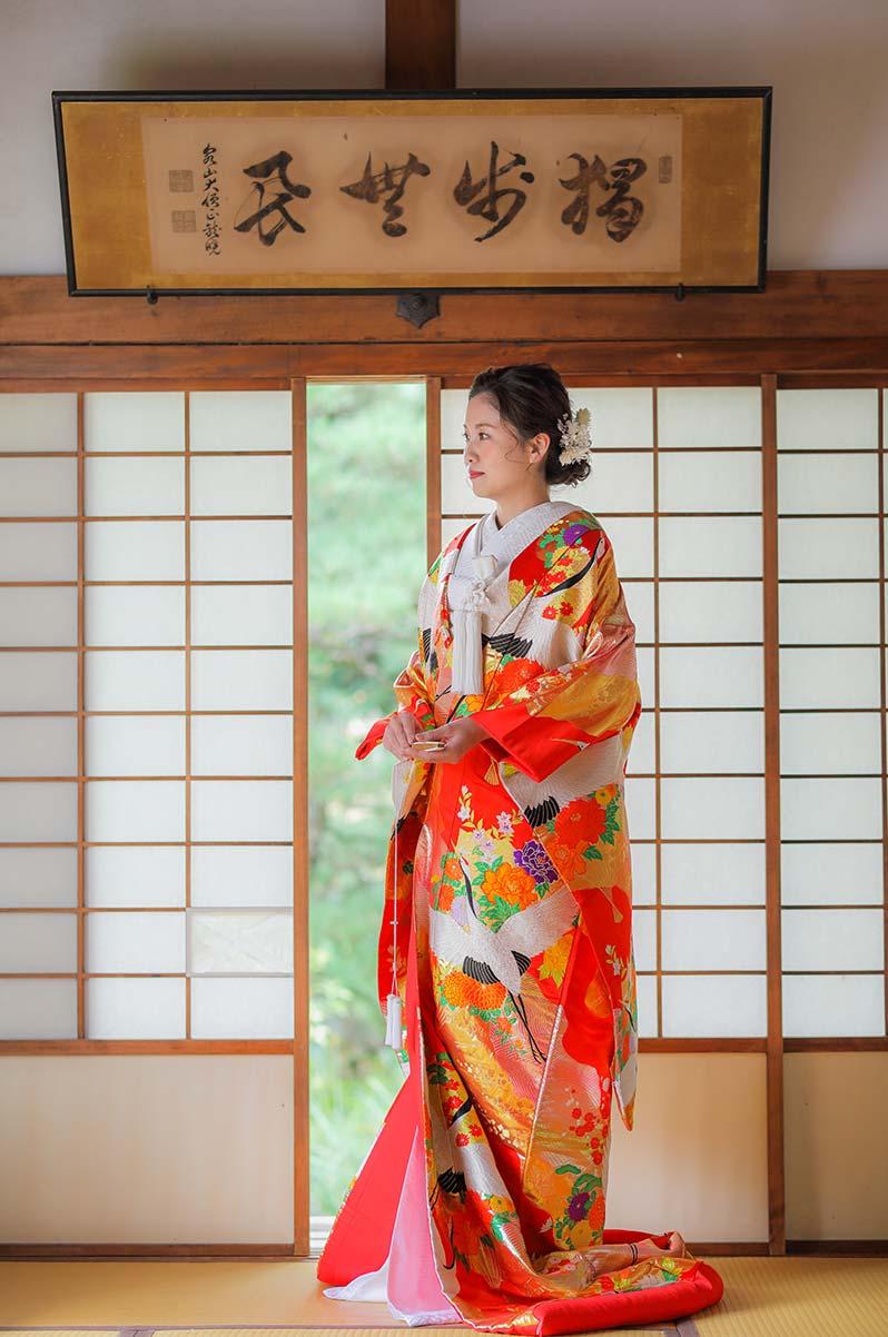 1.赤ー鶴