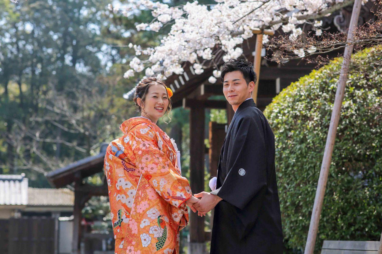 京都で前撮り季節ガイド