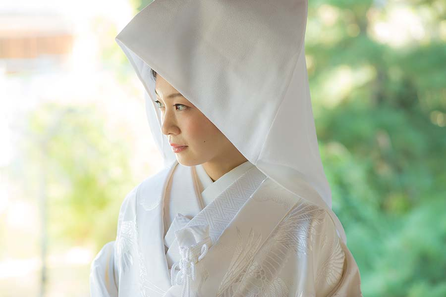 綿帽子の例1