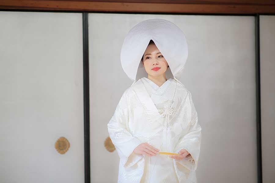 綿帽子サンプル2