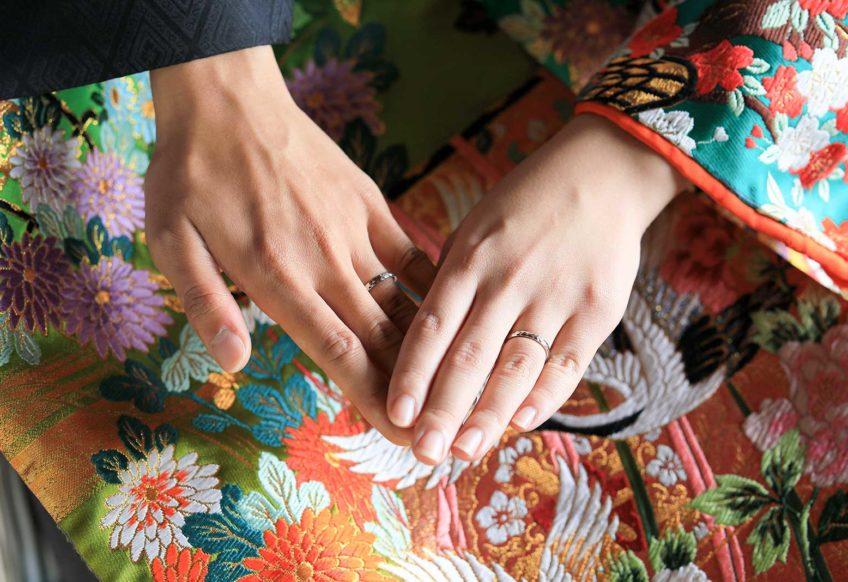 婚約指輪のイメージカット