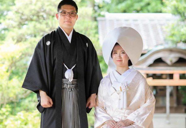 国際結婚の花嫁様