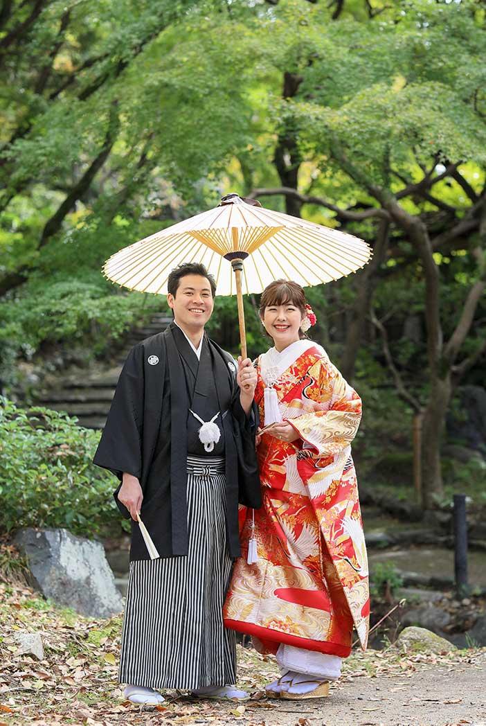 大好きな京都で前撮り