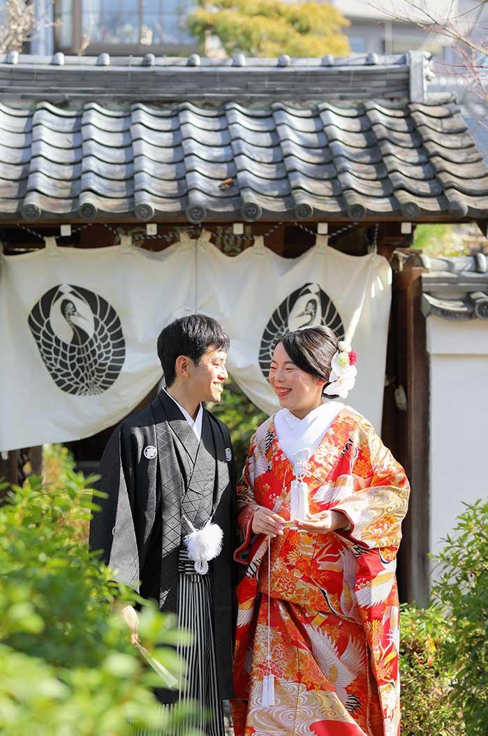 愛知県からお越しのご夫婦様。ブログ画像
