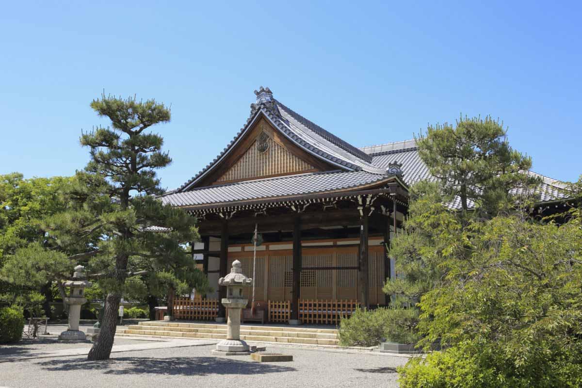 撮影場所のご案内、妙蓮寺本堂