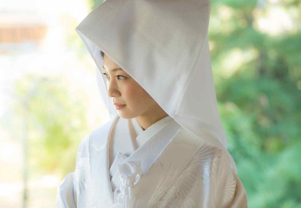 京都で和装前撮り・フォトウェディング古都の花嫁