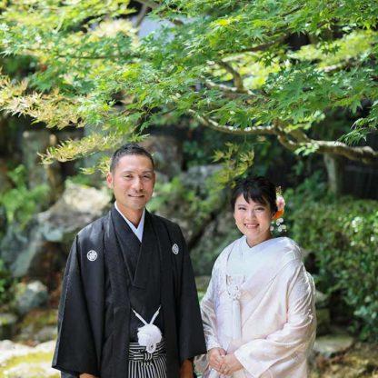古都の花嫁ブログ 人懐っこい笑顔の花嫁様