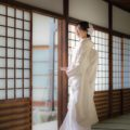 京都で前撮り お写真とロケーション解説「室内(茶室・和室)編」