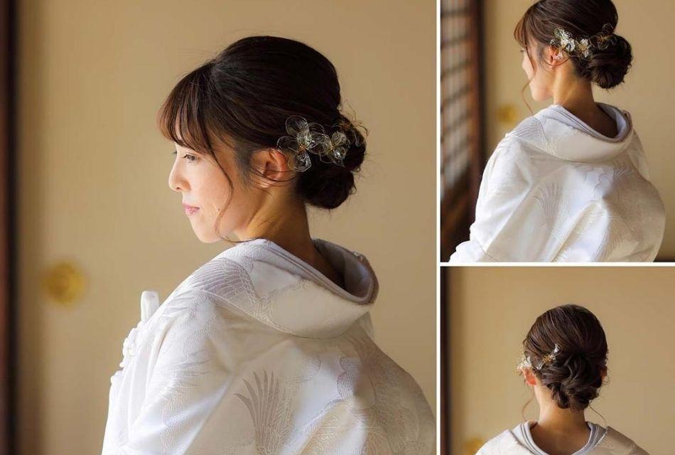 すっきり目(Sample6)※髪飾りはご持参品