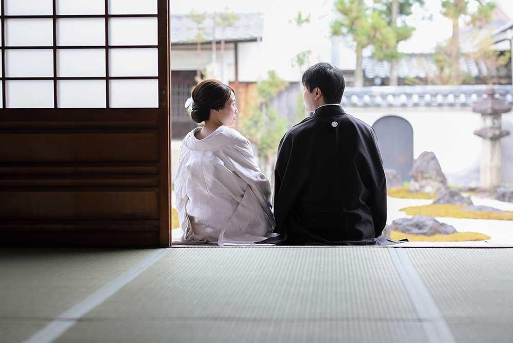 京都で雨の日に前撮り6
