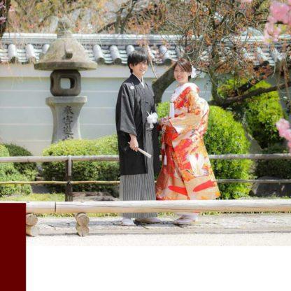 京都で前撮り「春」桜の時期とお写真紹介