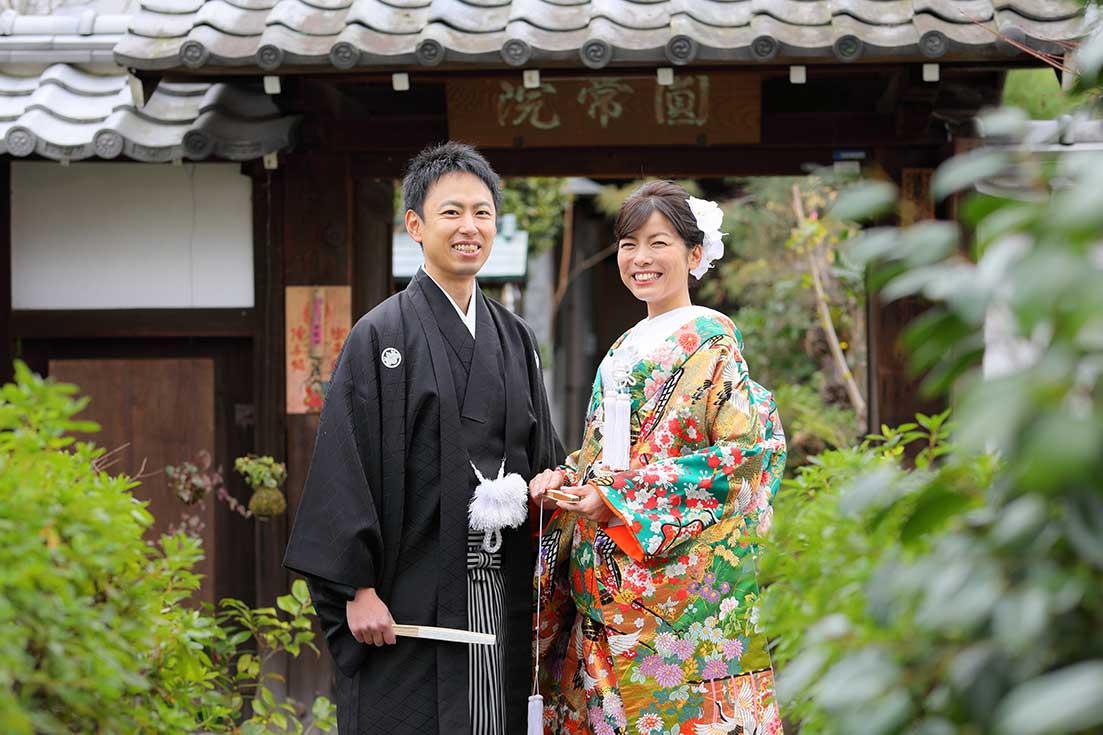 京都でフォトウェディングブログ画像