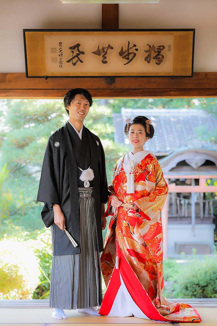 新日本髪の花嫁様